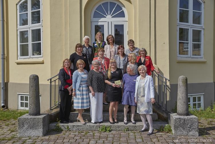 25. Mai 2016 - 25 Jahre Zonta Club in Neumünster